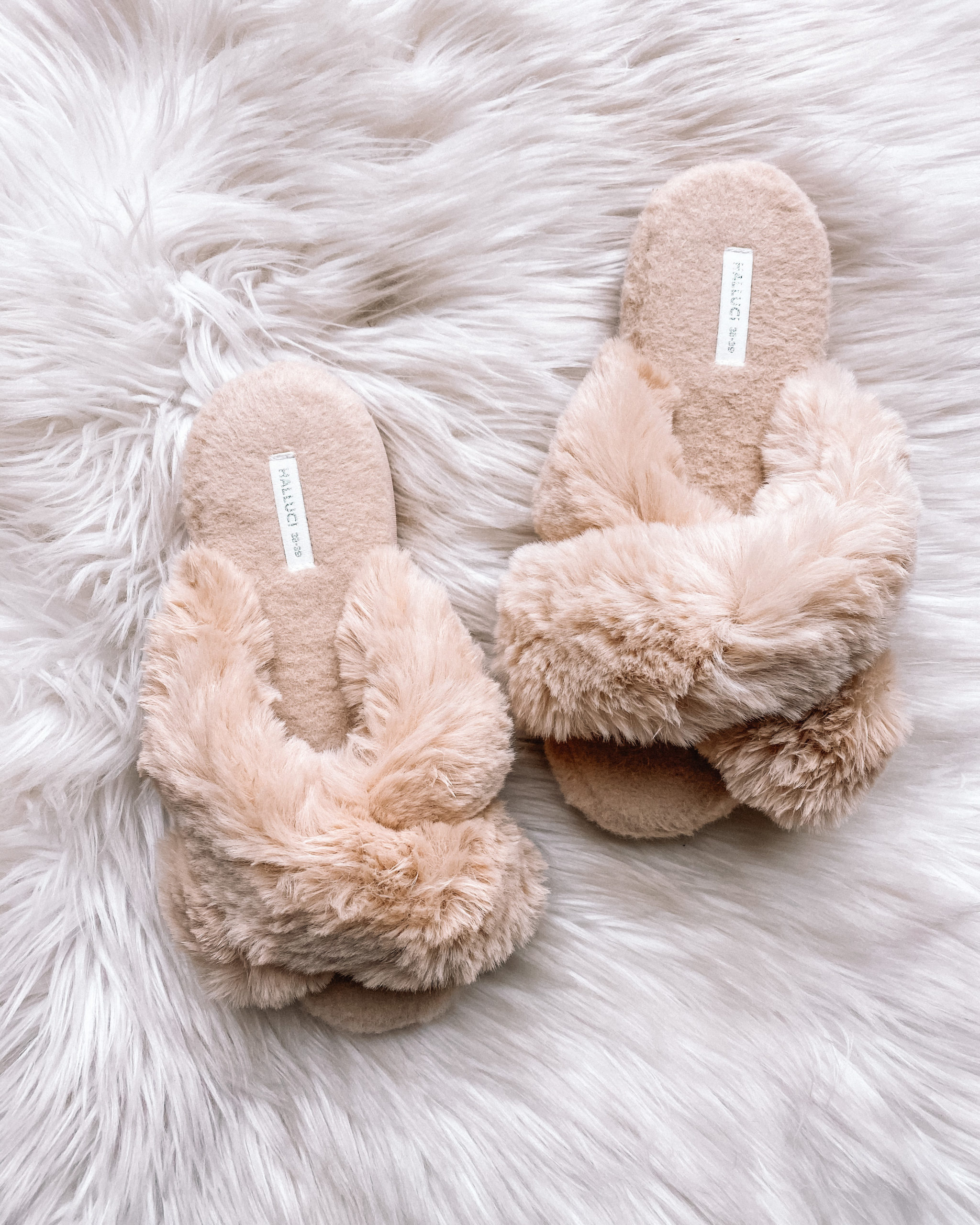 Amazon Fuzzy Slippers