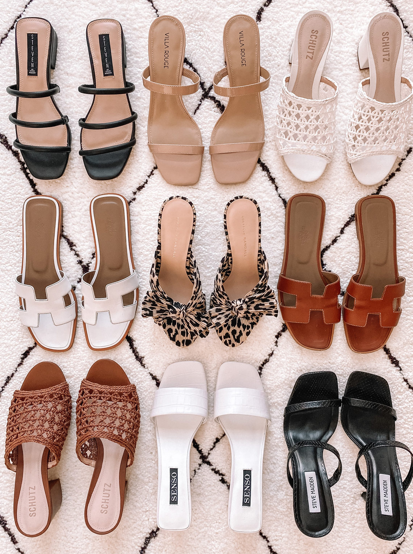 fashion jackson spring sandals