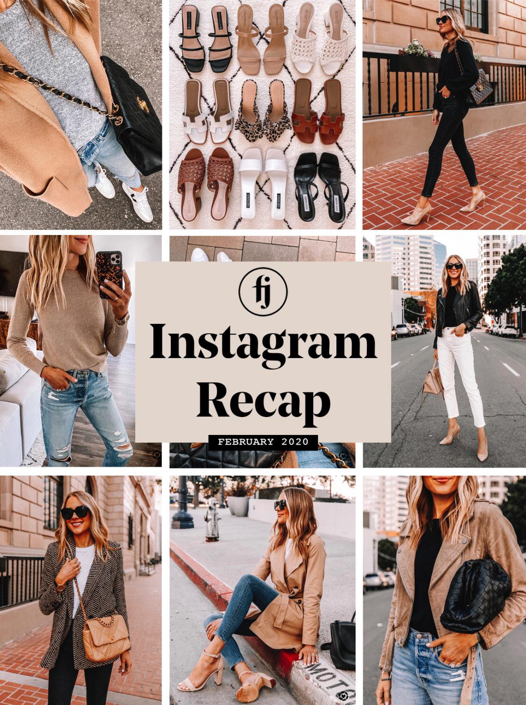 february instagram