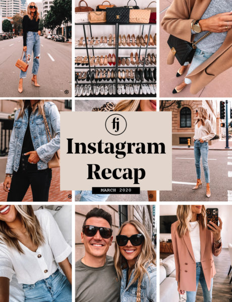March Instagram Recap