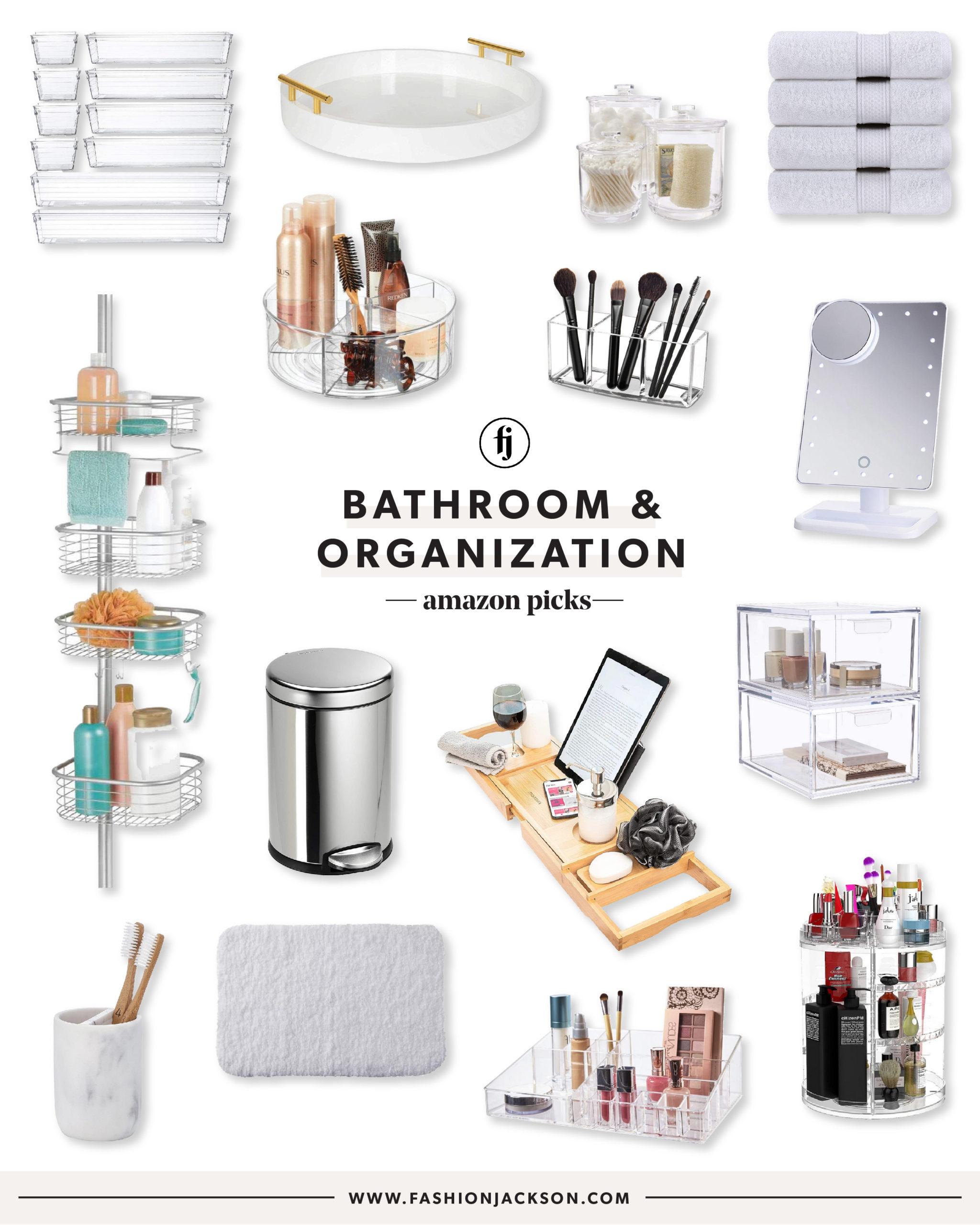 Amazon Bathroom & Organization