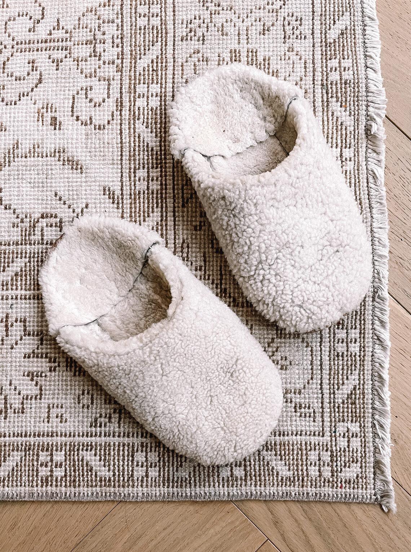Fashion Jackson Jenni Kayne Shearling Moroccan Slipper