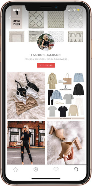 fashion jackson liketoknow.it app fashion jackson LTK app