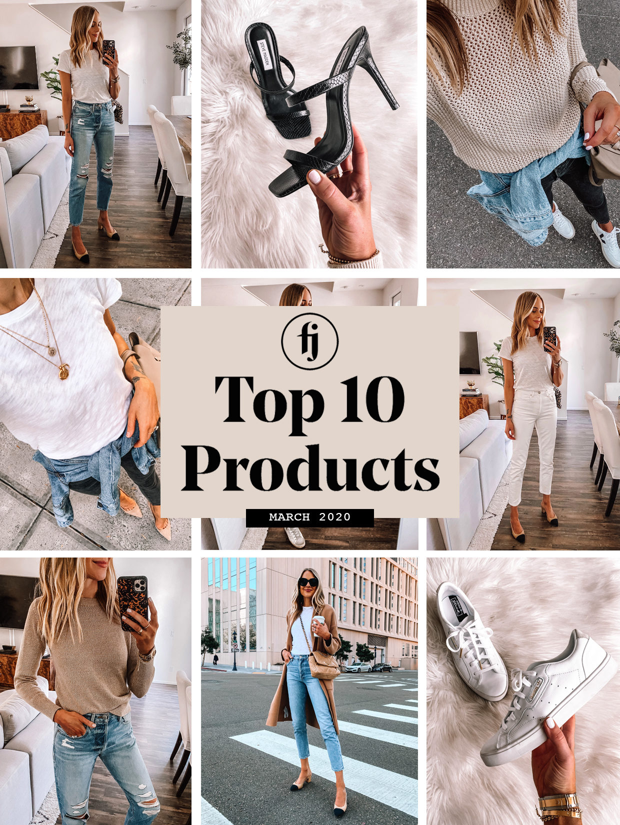 top products march 2020