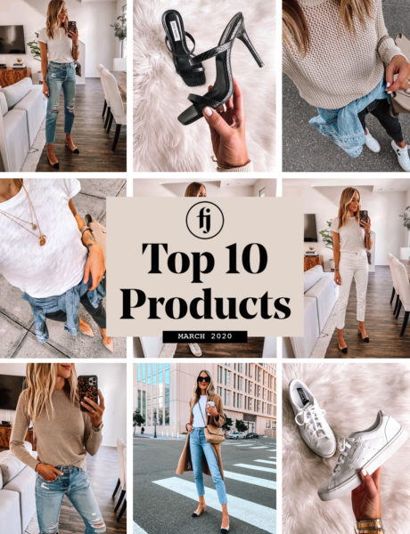 10 Most-Loved Products for the Month of March