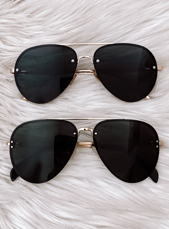 Fashion Jackson Amazon Aviator Sunglasses