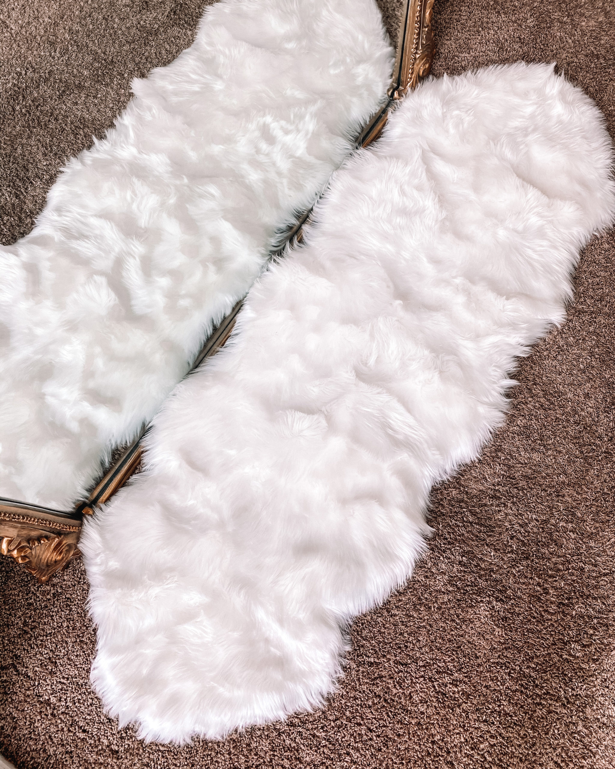 Fashion Jackson Amazon Home Sheepskin Rug Runner