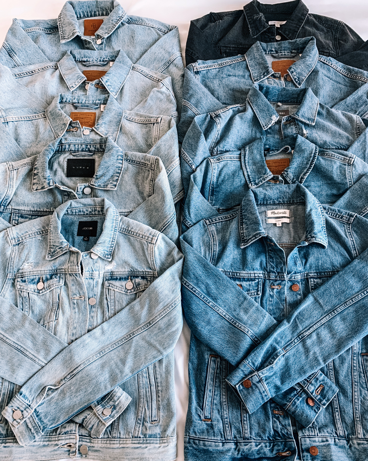 Fashion Jackson Denim Jacket Guide Jean Jackets
