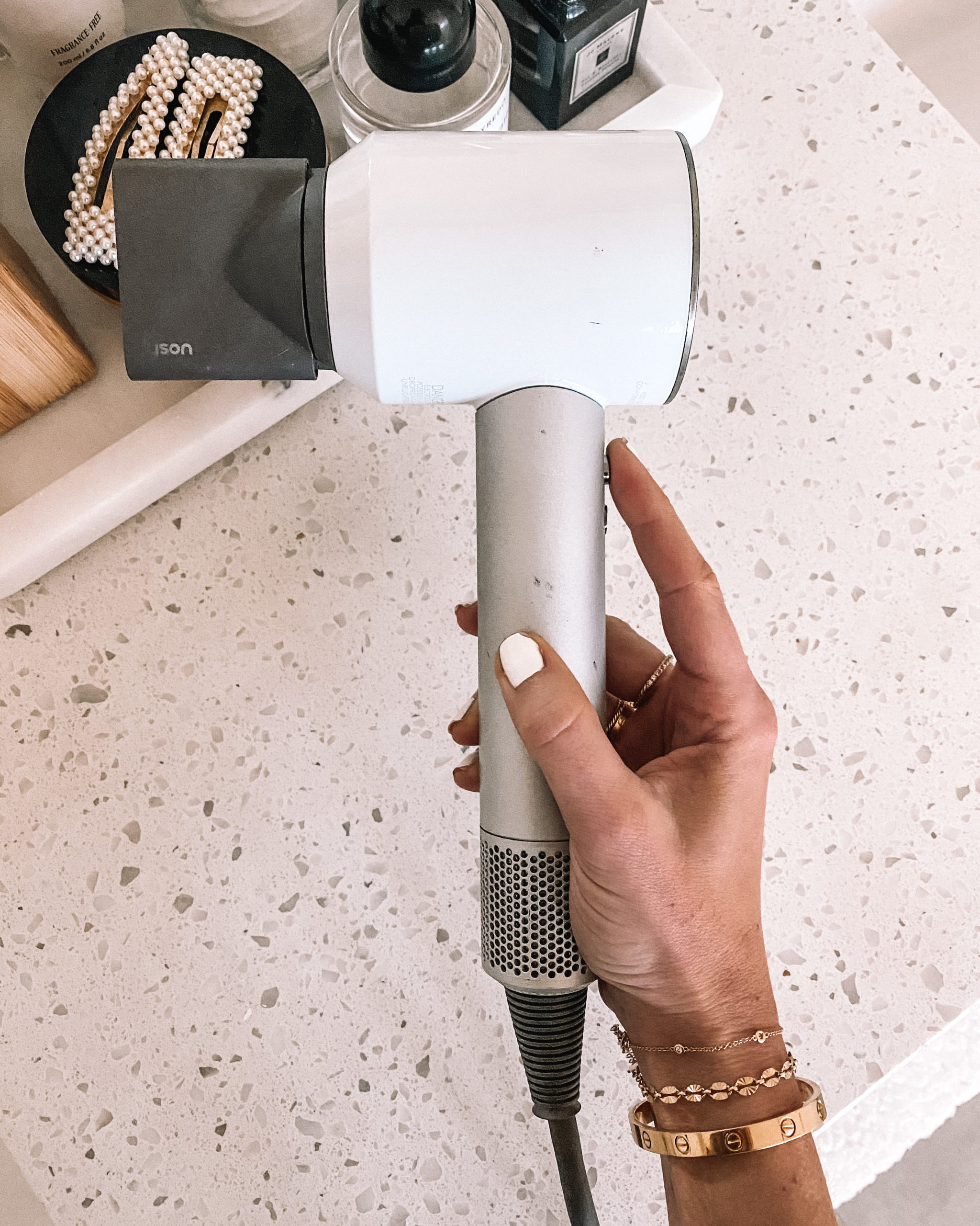 Fashion Jackson Dyson Supersonic Hair Dryer