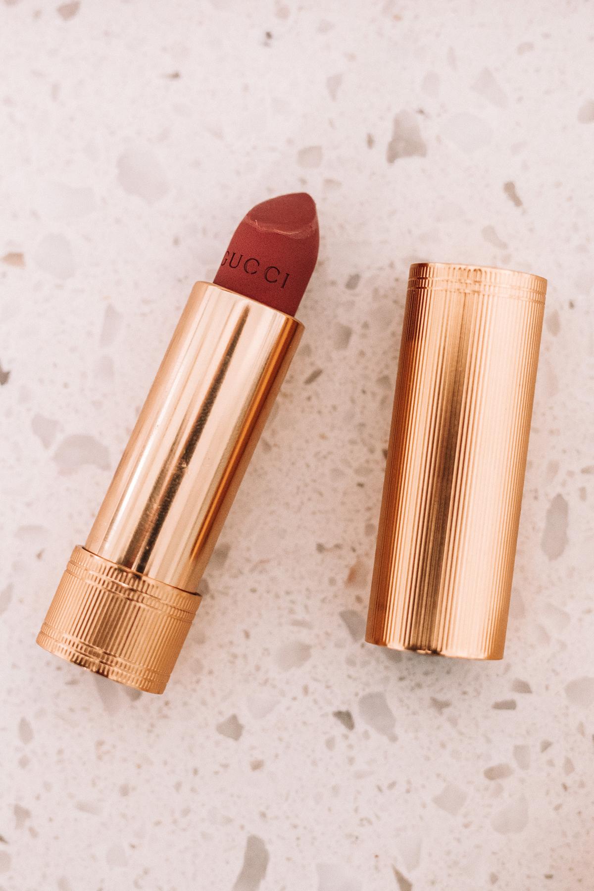 Fashion Jackson Gucci Lipstick