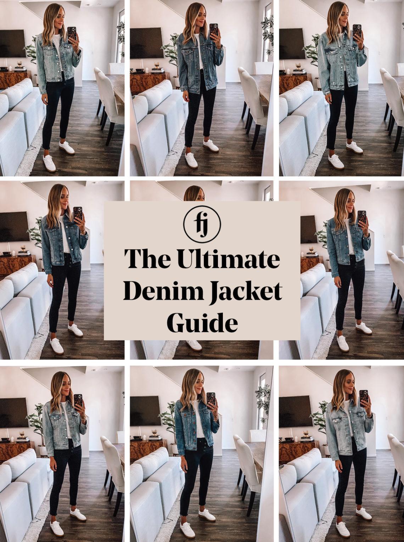 fashion jackson denim jacket guide
