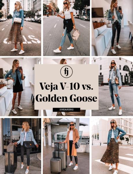 Golden Goose vs Veja Sneaker Comparison: Price, Fit, Comfort & More