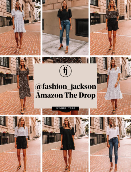 Fashion Jackson x Amazon The Drop Collection