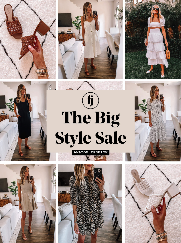 amazon fashion big style sale