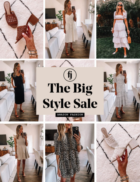 What to Buy During Amazon's Big Style Sale
