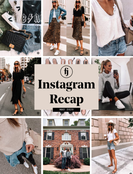 May Instagram Recap