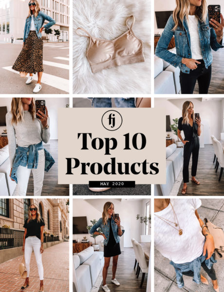 10 Most-Loved Products for the Month of May
