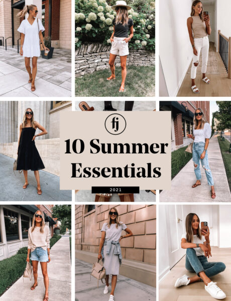 The Top 10 Summer Essentials All Women Need