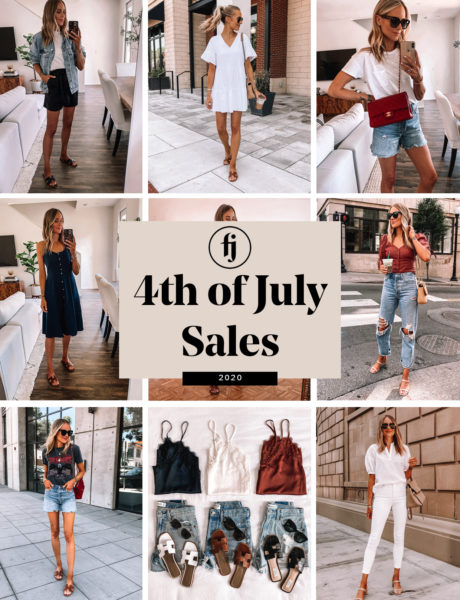 4th of July Outfit Inspiration & Weekend Sales