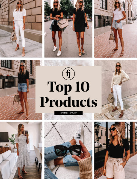 10 Most-Loved Products for the Month of June
