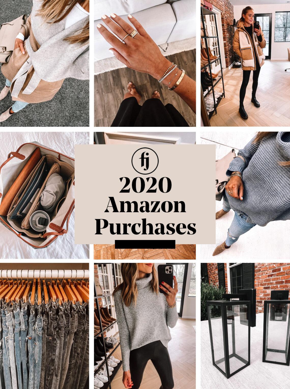 Amazon purchases 2020