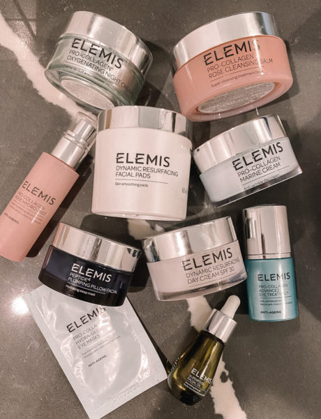 My Must-Have Elemis Skincare Products & A Discount Code!