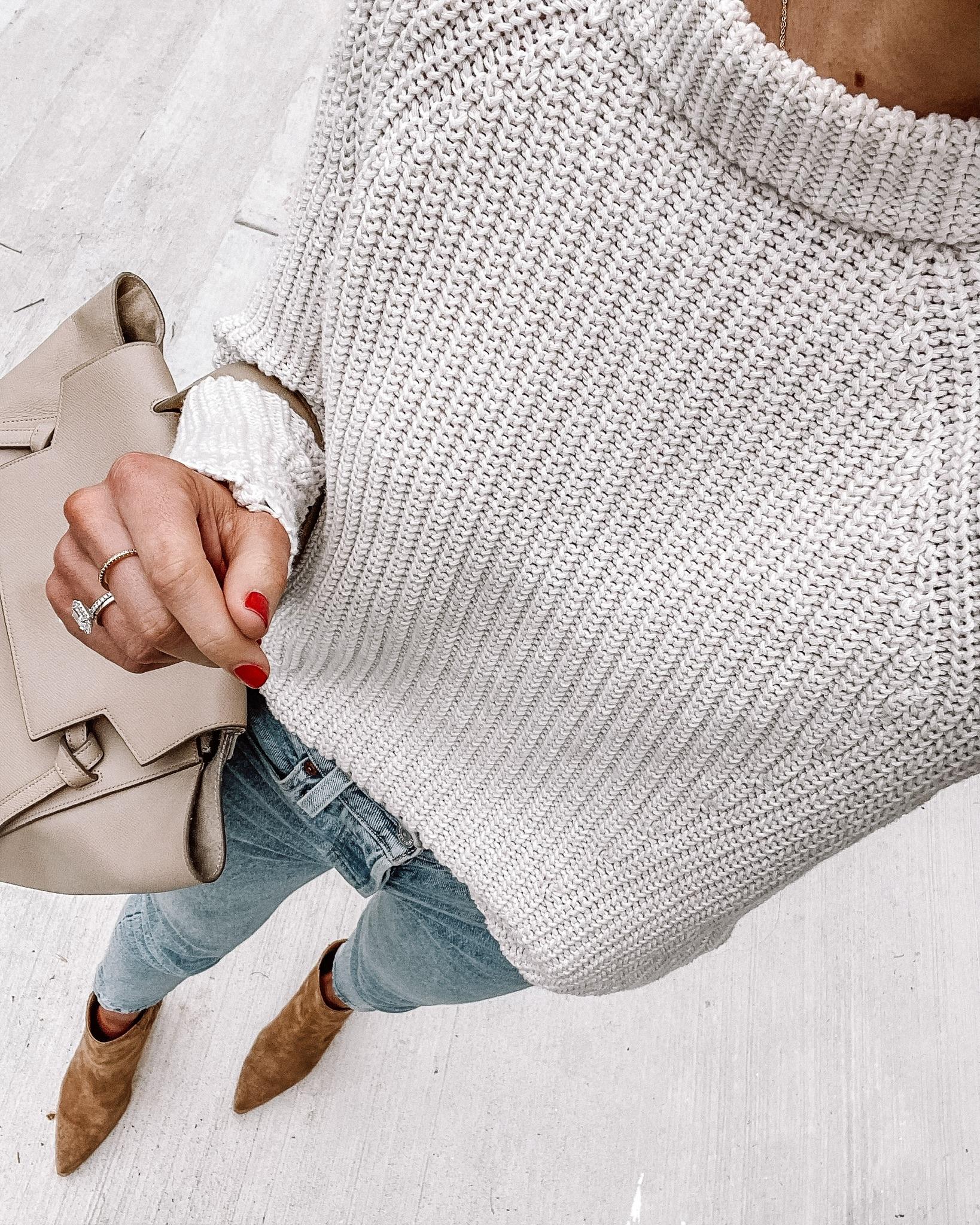 Fashion Jackson Wearing Amazon Fashion Sweater