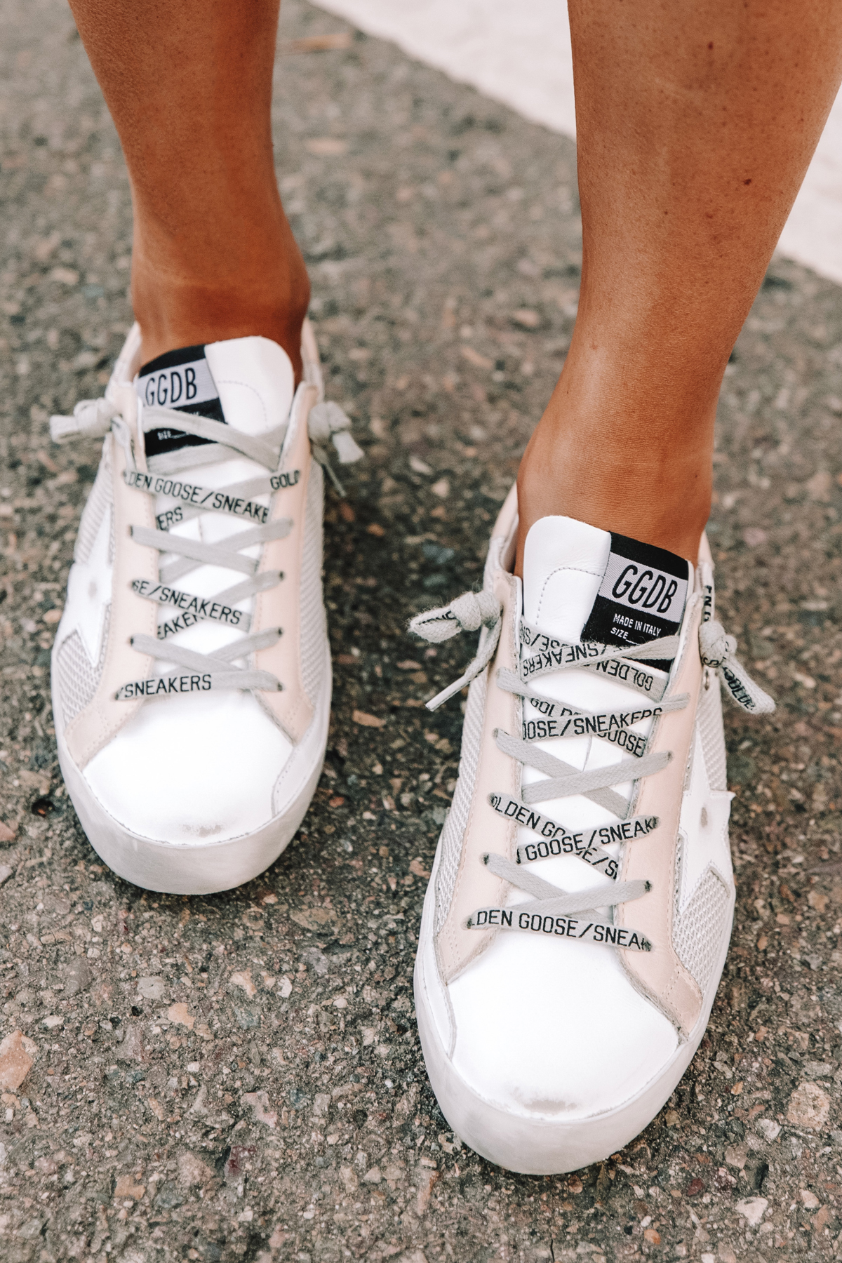 Fashion-Jackson-Wearing-Golden-Goose-Super-Star-Private-Edition-Woven-Sneakers-2