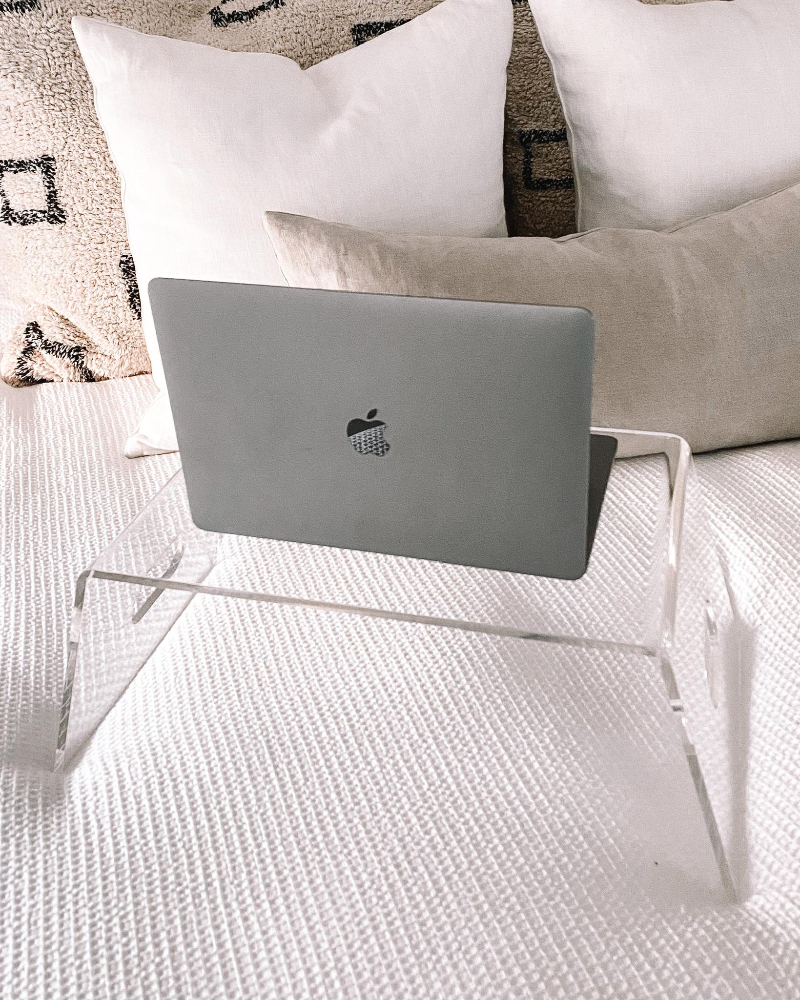 amazon acrylic laptop stand