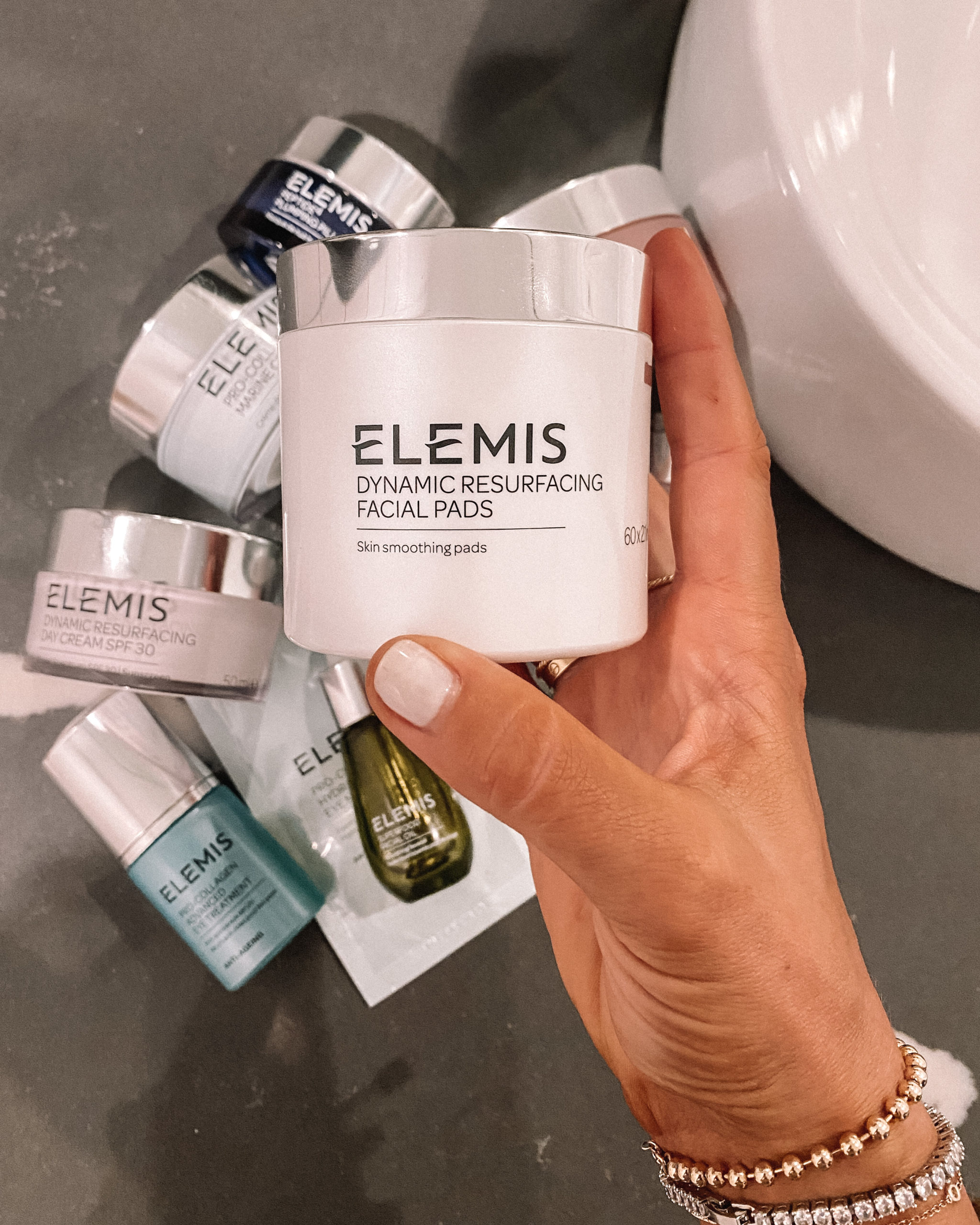 Fashion Jackson Elemis Dynamic Resurfacing Facial Pads