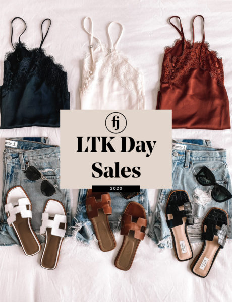 Everything You Need to Know About LTK Day & $500 Giveaway!