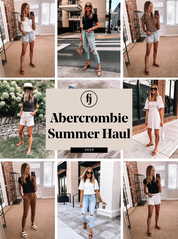 abercrombie summer haul