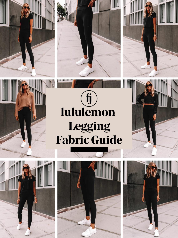 lululemon legging guide