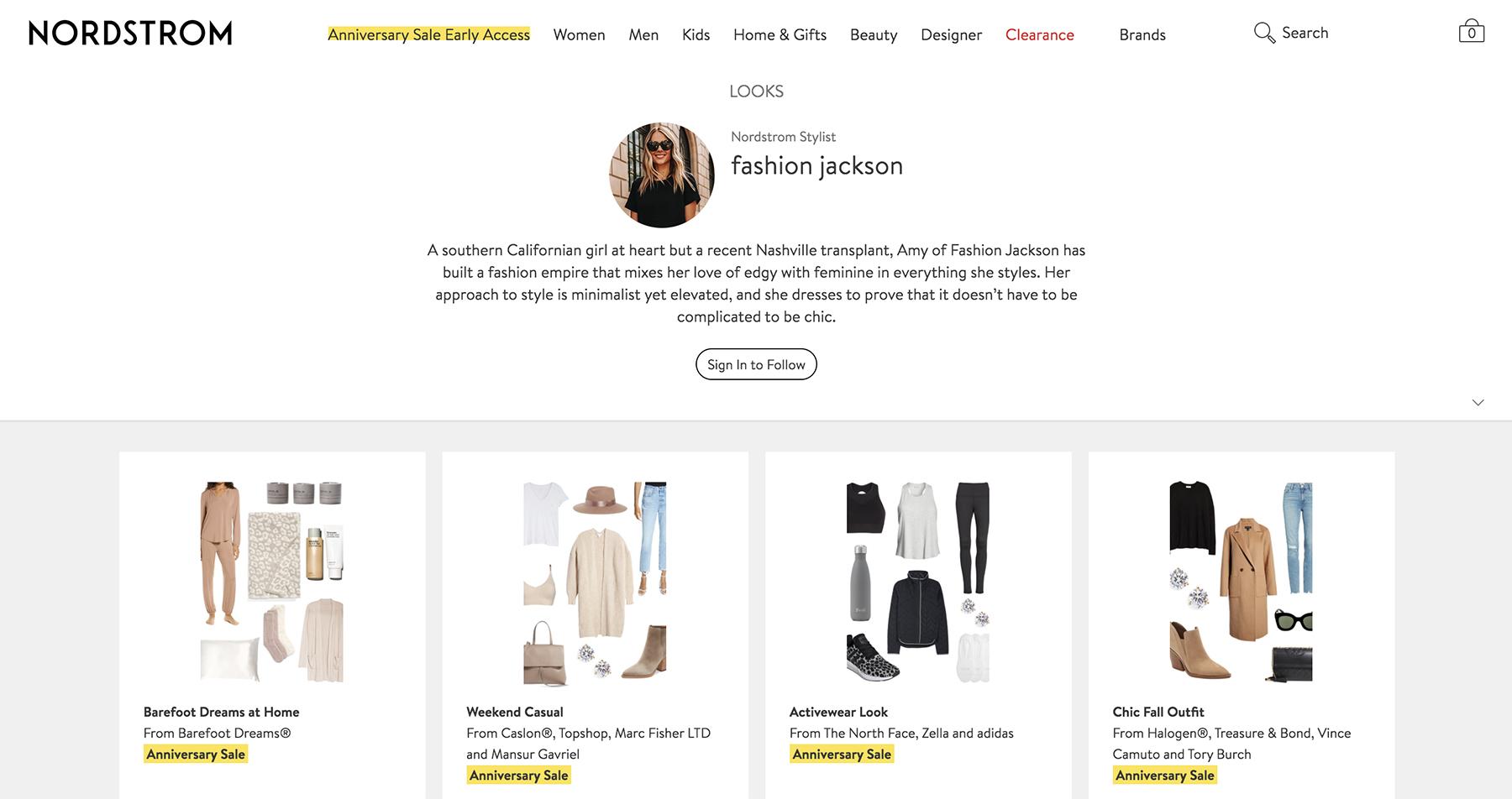 fashion jackson nordstrom anniversary sale page
