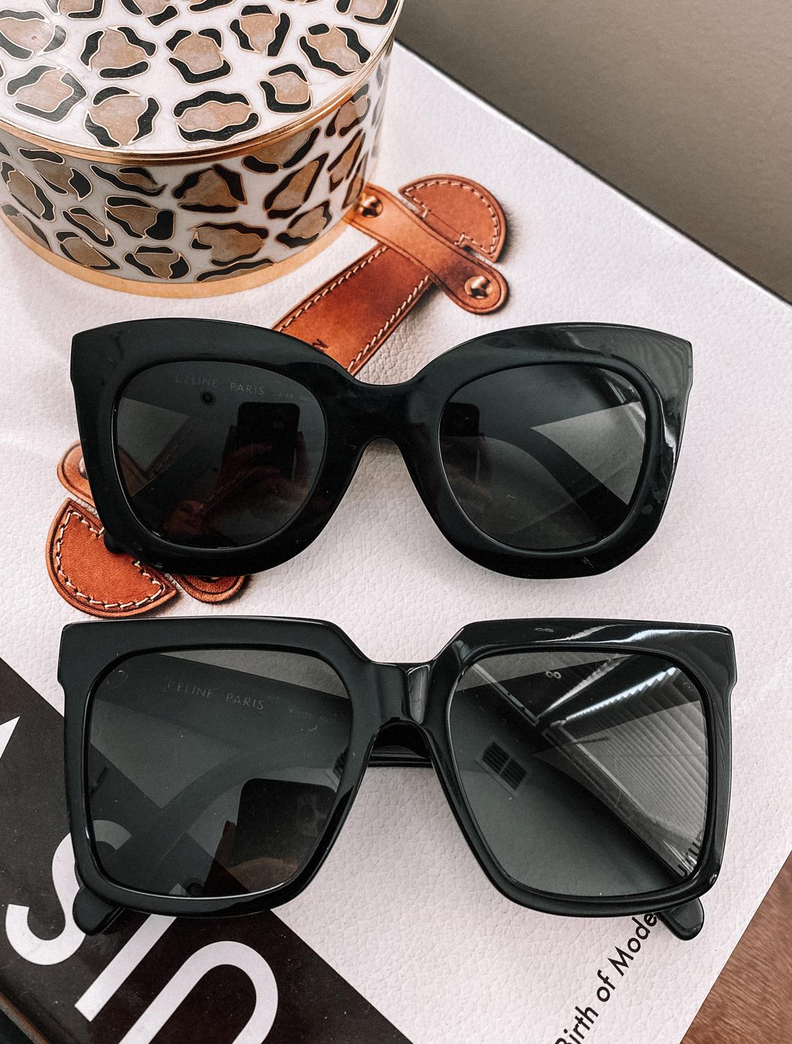 Fashion Jackson Black Celine Sunglasses