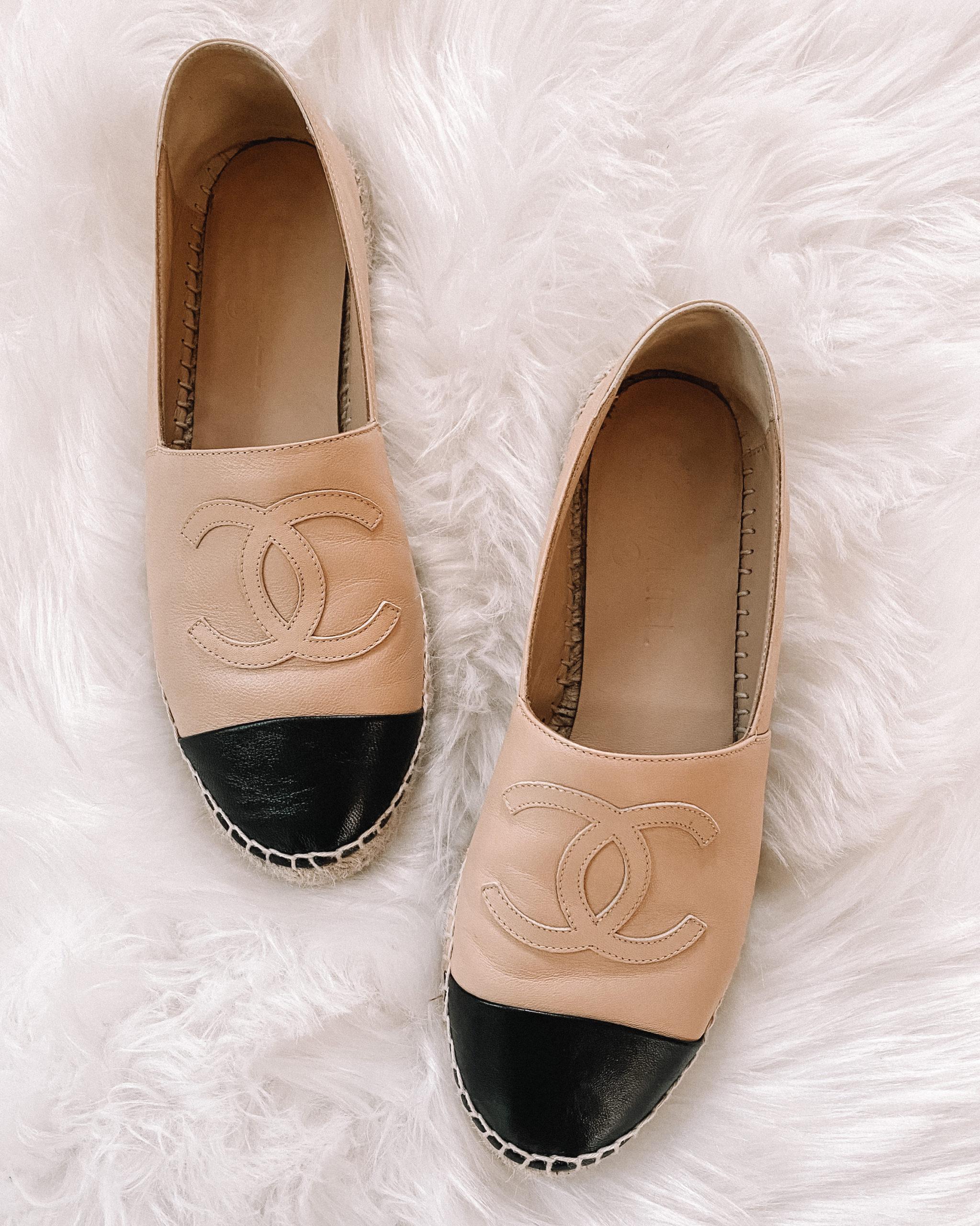 Fashion Jackson Chanel Espadrilles
