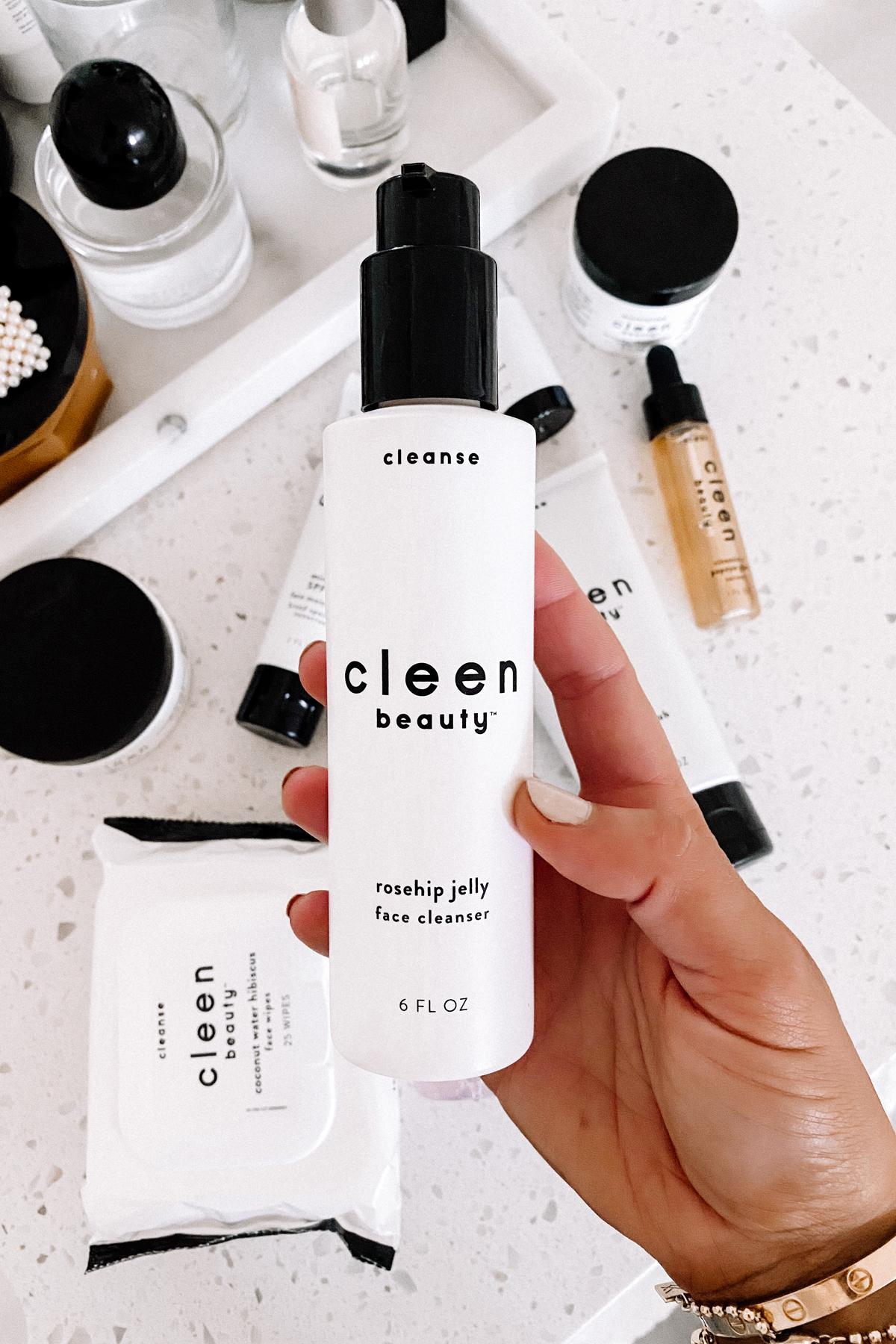 Fashion Jackson Walmart Beauty Cleen Beauty Face Cleanser
