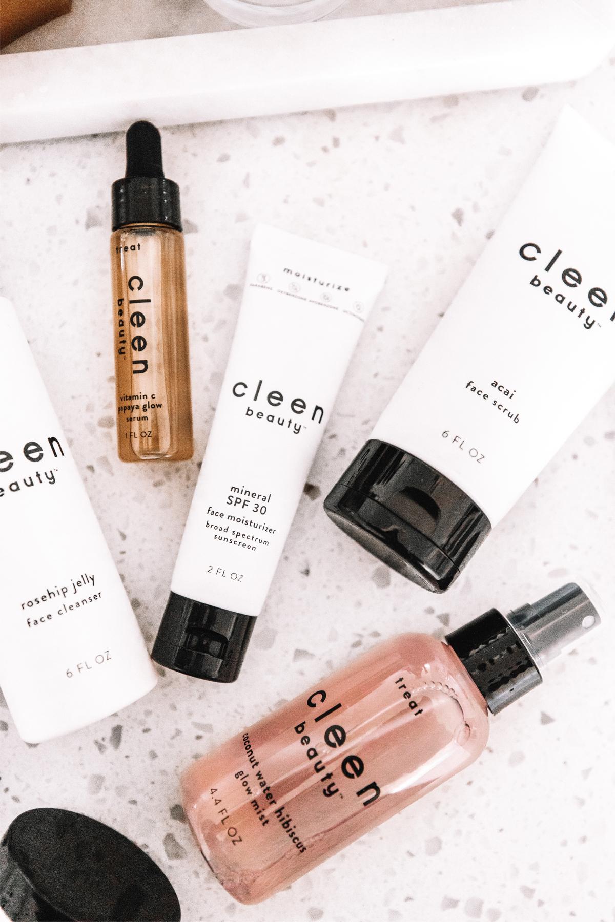 Fashion Jackson Walmart Beauty Cleen Beauty Products