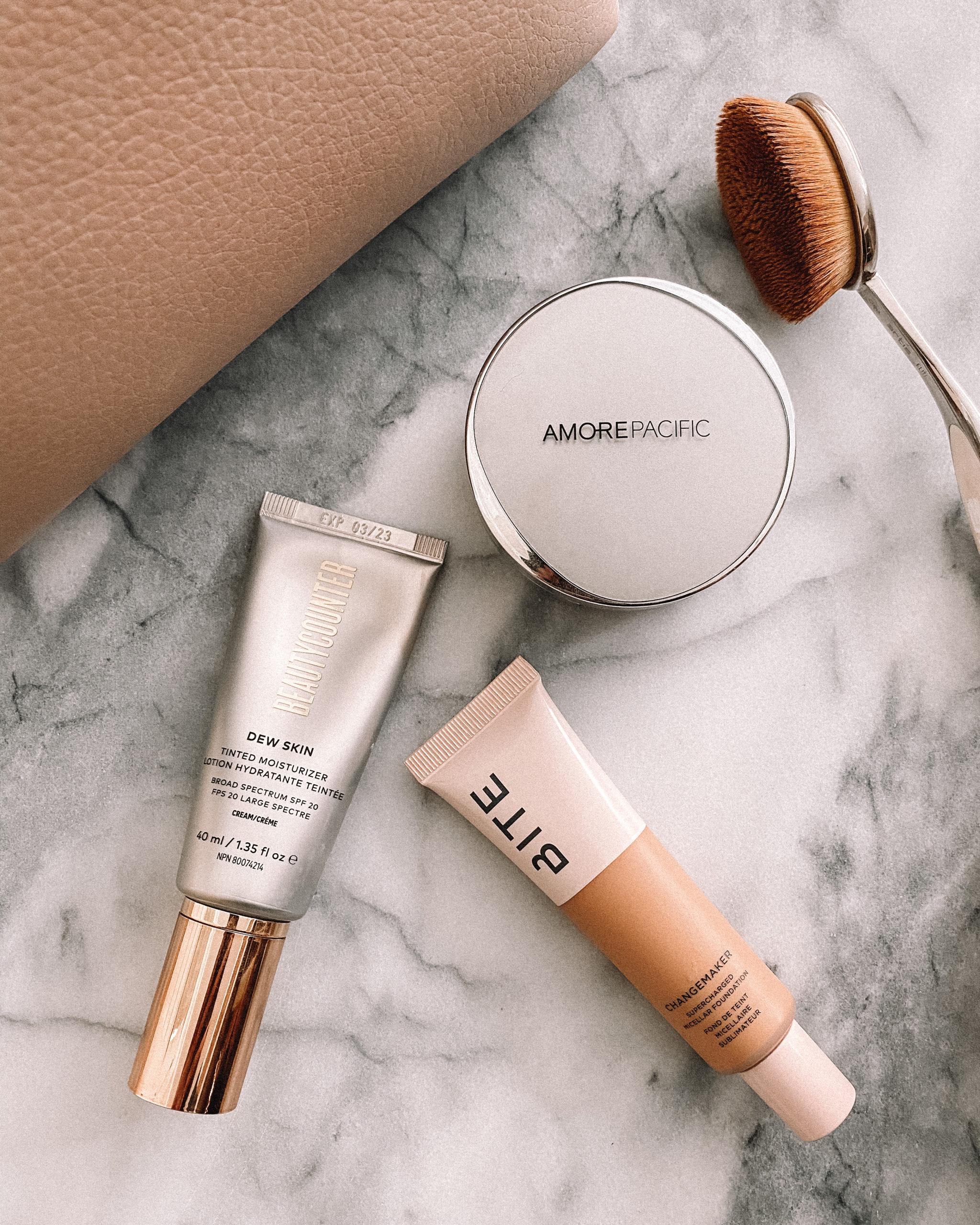 Fashion Jackson makeup foundation beauty