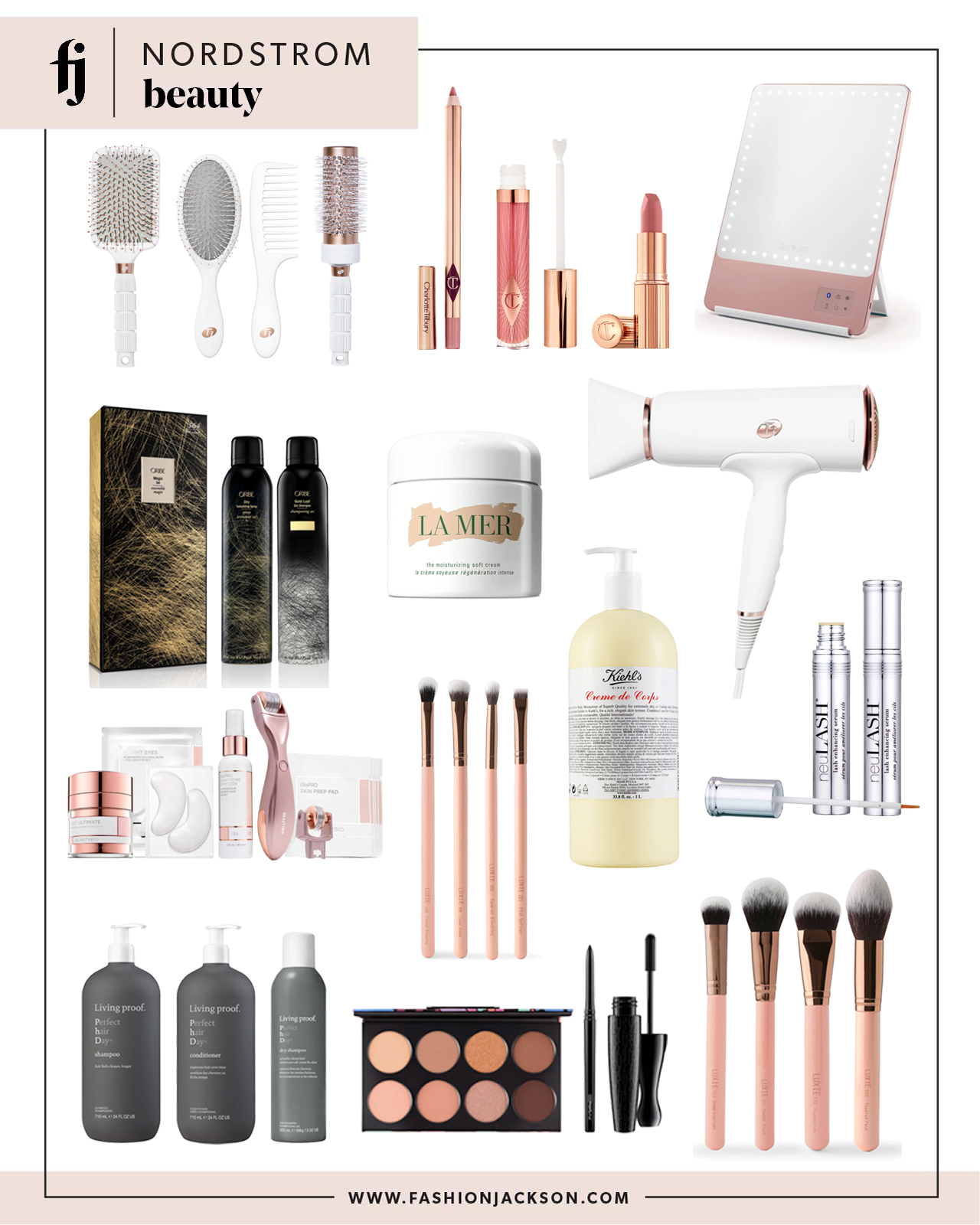 Fashion Jackson Nordstrom Anniversary Sale Beauty Exclusives
