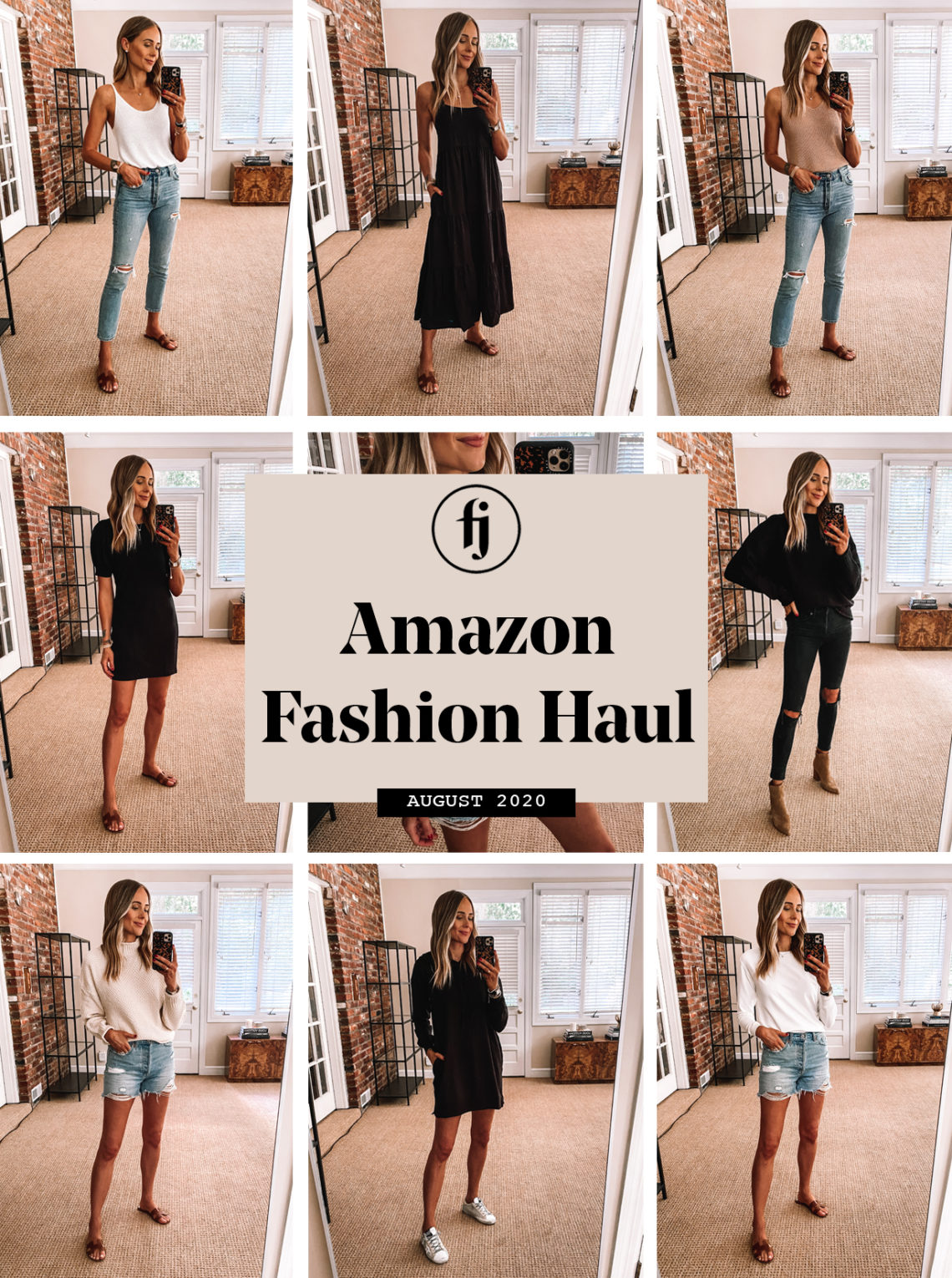 amazon fashion haul aug
