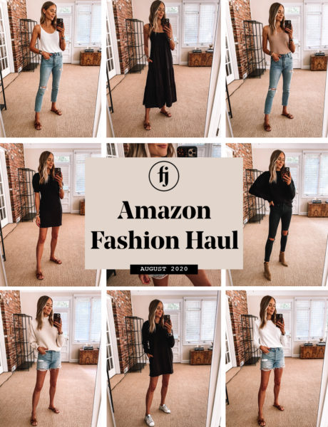 Wear Now & Wear Later: Amazon Fashion Haul