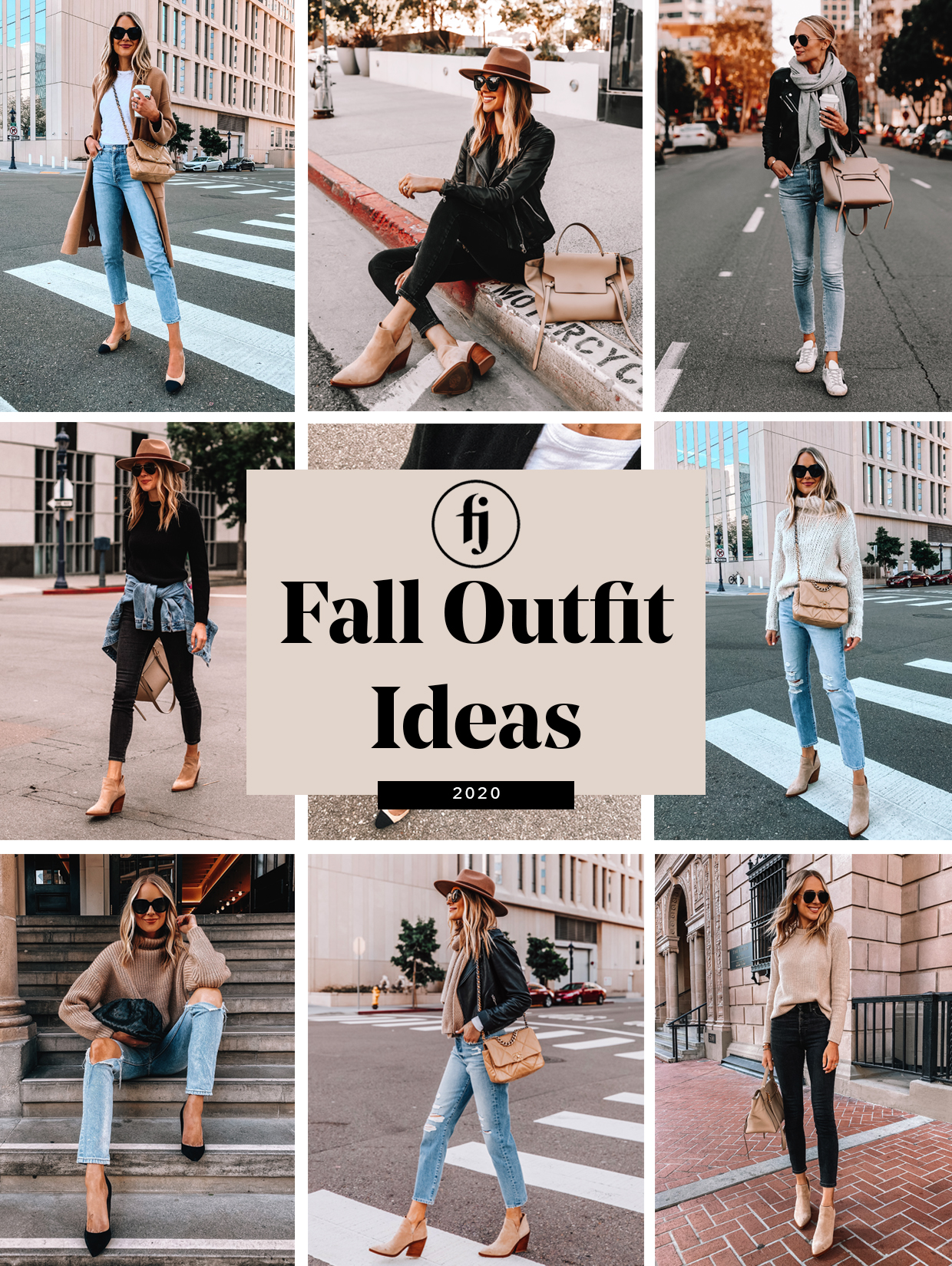 20 Stylish Fall Outfit Ideas   Fall & Autumn Outfit Inspiration ...