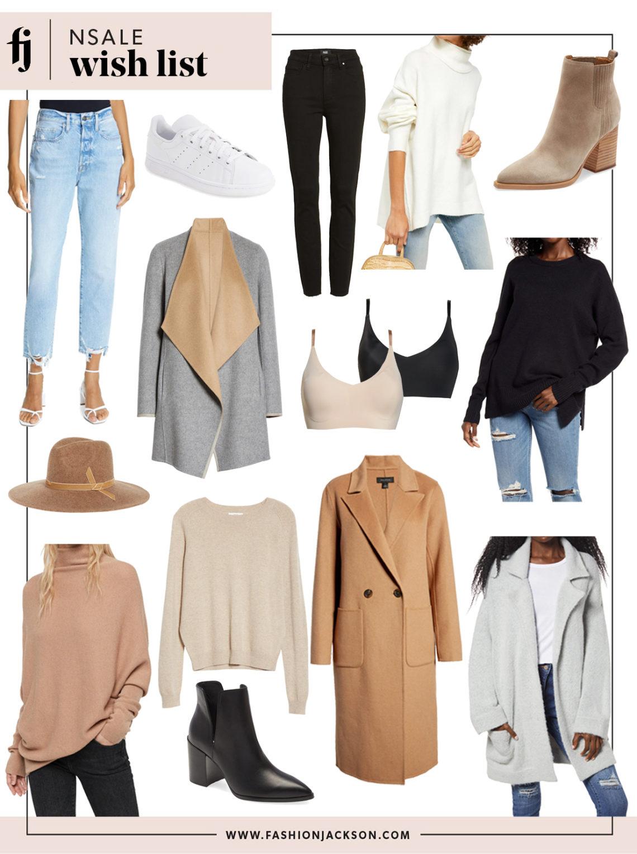 Fashion Jackson Nordstrom Anniversary Sale Wish List