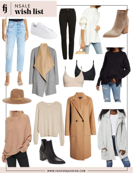 My 2020 Nordstrom Anniversary Sale Wish List