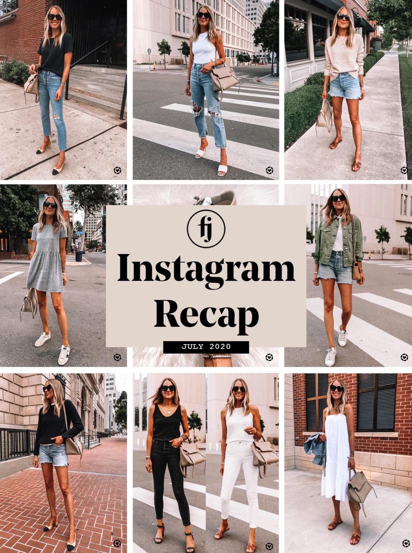 fashion jackson instagram recap