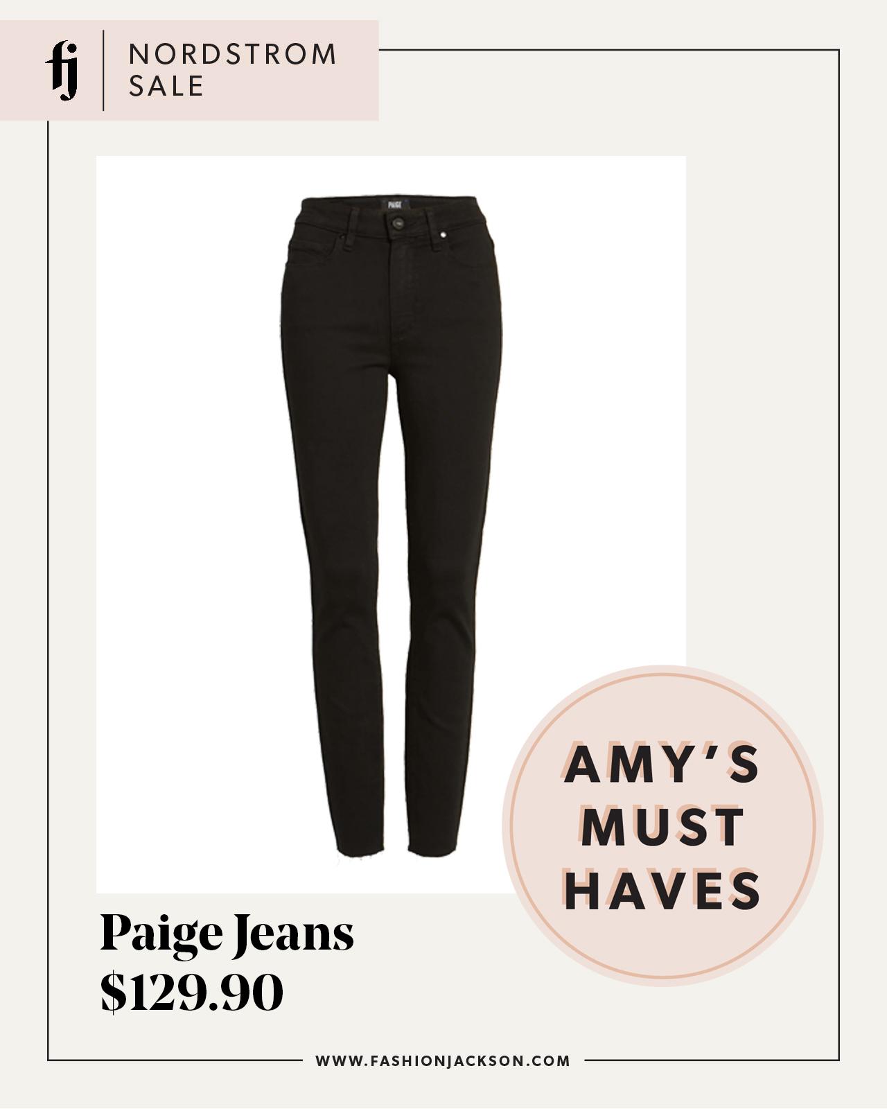 fashion jackson nordstrom anniversary sale paige jeans