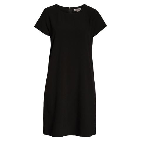 nordstrom black dress