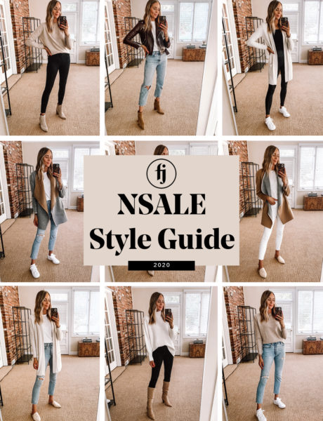 Styling My Favorite Items from the Nordstrom Anniversary Sale