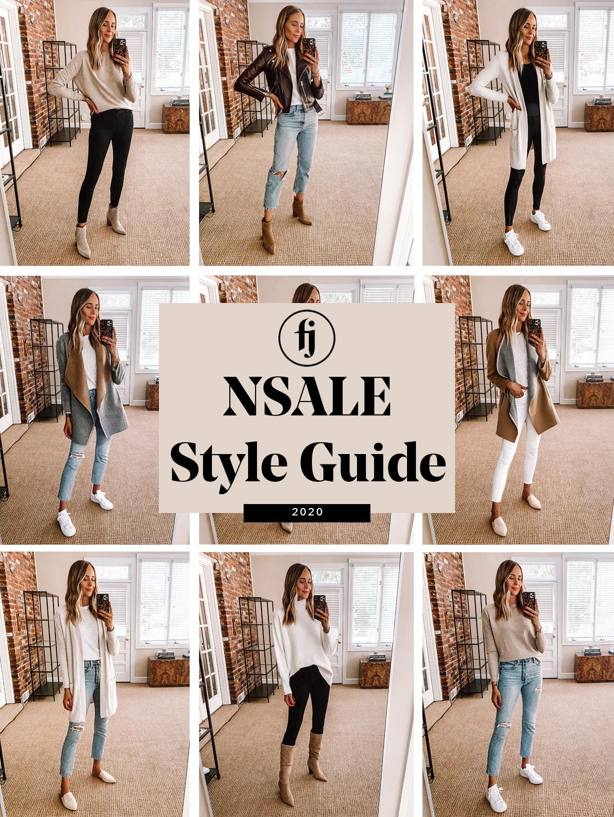 nsale outfit ideas